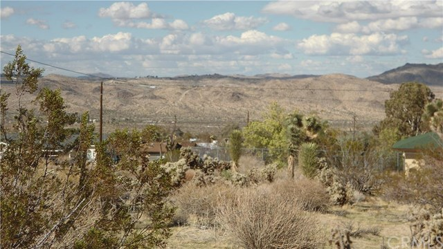 0 Pueblo Trail Joshua Tree, CA 0 - MLS #: JT15246610