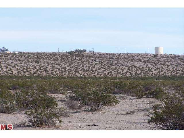66756 DEL REY Road Joshua Tree, CA 92252 - MLS #: 13724967PS