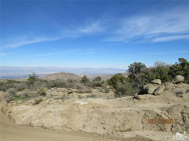 Carrizo-Yucca Road Mountain Center, CA 92561 - MLS #: 217007376DA